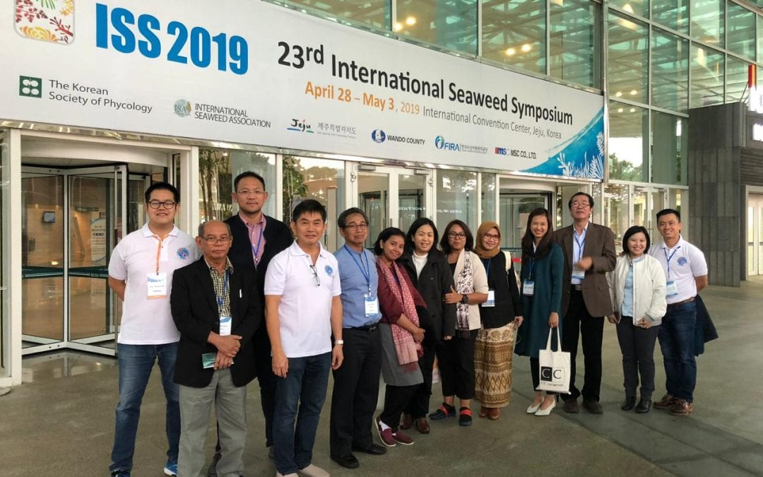 International Seaweed Symposium 2019