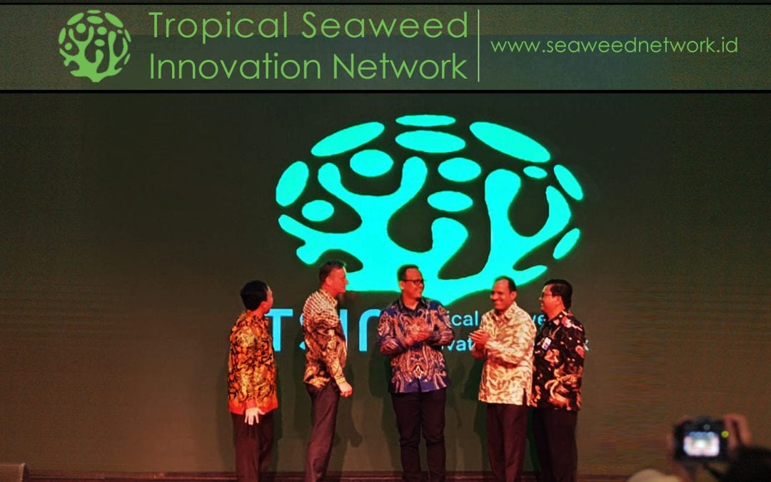 Tropical Seaweed Innovation Network to Business Through Virtual Networking